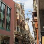 Das Haus der katalanischen Musik ...