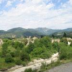 Viele Pyrenäendörfer wurden zu Francos Zeit vollständig verlassen, z.B. Janovas.