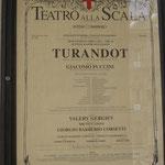 Im Mailänder Opernhaus, der SCALA, hatten u.a. Maria Callas und Mario Lanza große Auftritte.