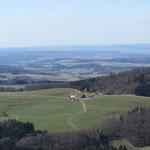 Die Rhön: Land der weiten Ferne.