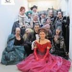 TANZ DER VAMPIRE-Carmen Nebel Show 2011