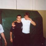 Io e Paul Vunak