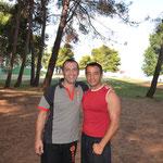 Io e Master Sergio Vommaro