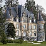Hôtel de ville Bagnoles-de-l'Orne © Gérard Houdou