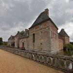 Chateau de Carrouges © Gérard Houdou