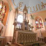 Eglise de Ménil Gondouin © Gérard Houdou