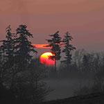 Lever de soleil © Gérard Houdou