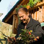 """""""Tritt ein in meinen Garten"""", Ursula Karusseit"""