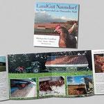 Landgut Nauedorf GmbH | Faltblatt