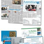 Stadt Freiberg | Amtsblatt (monatlich), Einladungskarten