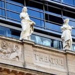 Täuschung Das Theatre ist heute die Oper Lyon.