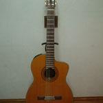 ガットギター K.Yairi ナイロン弦クラシックギター