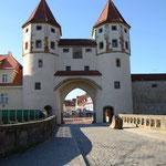 Naaburger Tor in Amberg