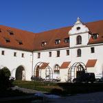Das Kurfürstliches Zeughaus in Amberg