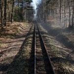 Rügen,Schienen