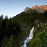 Rosenlauischluchtwasserfall
