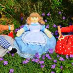 Alice im Wunderland 22 cm