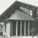1977/78. Neuapostolische Kirche Oberwil BL