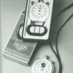 Heur-Trackmaster und Leonidas-Trackmaster, 1966