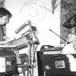 Sonic Tronics von Jazz zu Spiralmusik mit Betha Sarasin, Markus Ganz, Harald Haerter Unit, Thomas Jordi, Andreas Brugger, Atlantis Basel