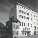 1989/91. Neuapostolische Kirche Petersgraben Basel