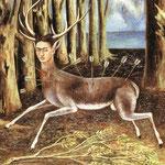 Il cervo ferito - 1946
