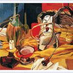 Renato Guttuso - Fiasco candela e bollitore, 1940-41
