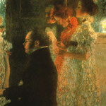 Schubert at the Piano, 1899