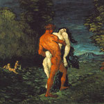 The Abduction, 1867