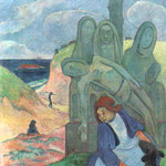 Le Christ Vert, 1889