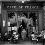 Café de France, Isle-sur-la-Sorgue, 1979