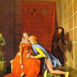 Paolo e Francesca - 1819