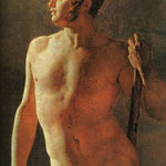 Busto maschile - 1800