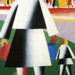 Kazimir Malevich - Mietitura