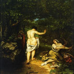Le bagnanti - 1853