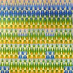 Compenetrazione iridescente 5 - 1914