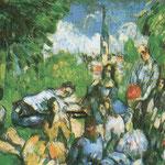 Le dejeuner sur l'herbe, 1873