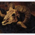 Renato Guttuso - Cranio d'ariete  1938
