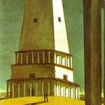 Nostalgia dell'Infinito - 1913 - Olio su tela
