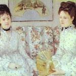 Le Suore - 1869 - Olio su tela