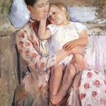 Mother and Child, 1890