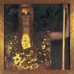 Pallade Atena - 1898 - Olio su tela