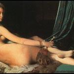 La grande odalisca - 1814