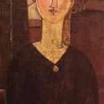 Antonia - 1915 - Olio su tela