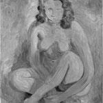 La modella rossa, 1931