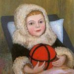 Bambino con palla