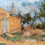 Le cabanon de Jourdan, 1906
