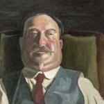 Ritratto del padre - 1921