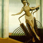 The Equivocal Woman (The Teetering Woman), 1923