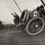 Course de voitures, Papa à 80 km_h, 1913